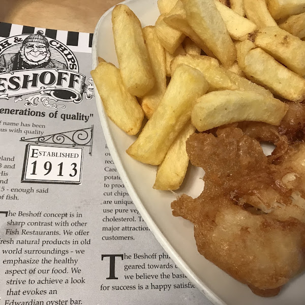 Fish & chips.