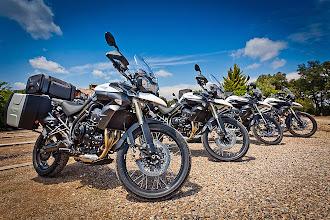 "Photo: ""Rent a Tiger Barcelona"" brand new bikes"