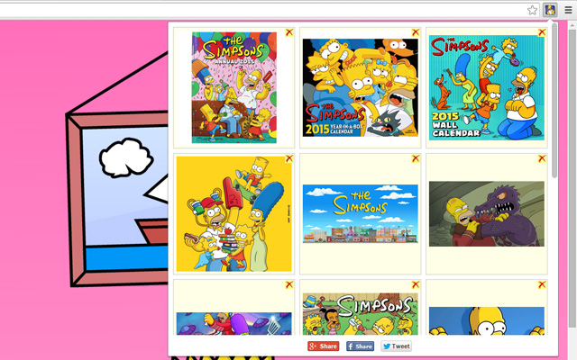 The Simpsons Image Gallery