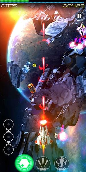 Galaxy Warrior ClassicScreenshot Image