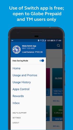 Globe Switch: Exclusive Data Offers & Rewards screenshot 6