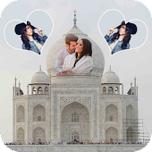 Taj Mahal Photo Frames