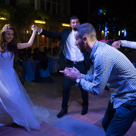 Wedding photographer Iasonas Paliougas (IasonasPaliouga). Photo of 17.09.2016