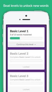GRE Vocabulary Builder – Test Prep 3
