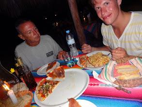Photo: Tenle pán byl původem z Texasu a jeden večer nám dělal (ne)chtěnou společnost.