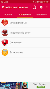 💕😍Love emoticons and stickers for whatsapp- screenshot thumbnail