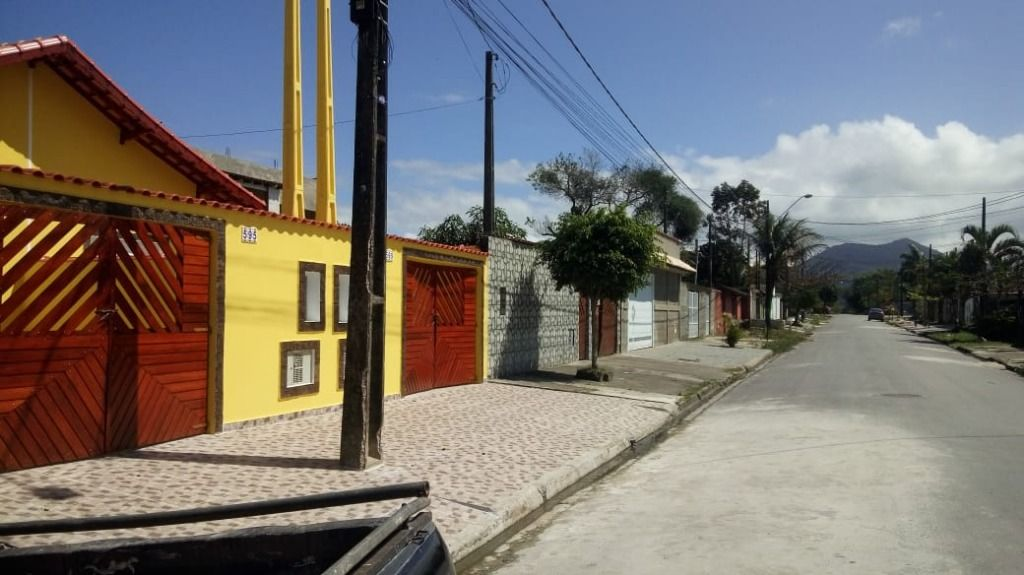 Casa com 2 dormitórios à venda, 85 m² por R$ 220.000,00 - Conjunto Residencial Mazzeo - Mongaguá/SP
