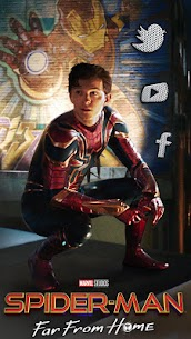 Spider-Man: Far From Home, Spiderman Themes 1