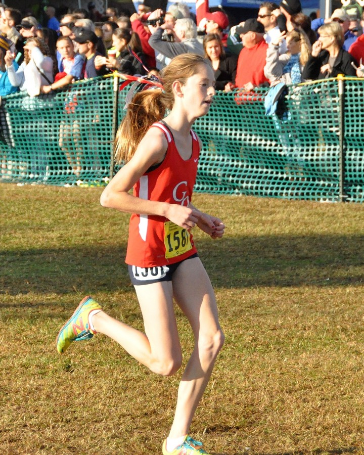 alabama state cross country meet 2011