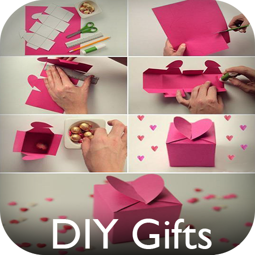 DIY Gifts Ideas 遊戲 App LOGO-硬是要APP