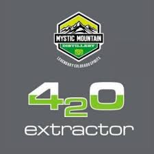 Logo for Mystic Mountain 420 Extractor
