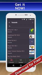 📻 Cameroon Radio FM & AM Live screenshot 1