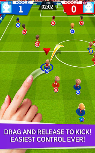 World Soccer King - Multiplayer Football 1.0.4 screenshots 8