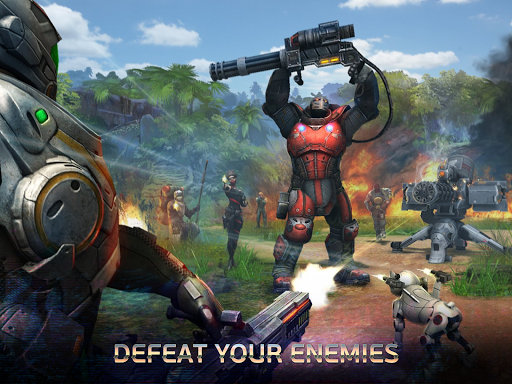 Evolution: Battle for Utopia. Shooting games free 3.5.9 screenshots 18