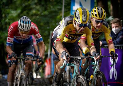 🎥 Wout van Aert en co hebben een oproep voor fans tijdens Ronde van Vlaanderen