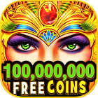 Slots! Cleo Wilds Slot Machines & Casino Games icon