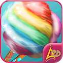 Cotton candy maker – kids game icon