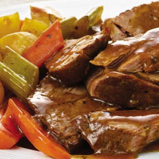 Slow Cooker Savory Pot Roast (McCormick).