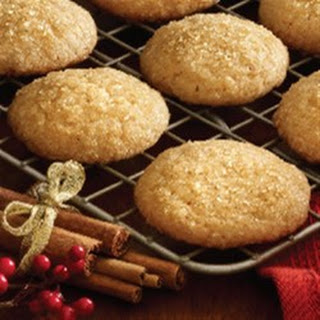 Ginger Cookies from Stevia In The Raw®