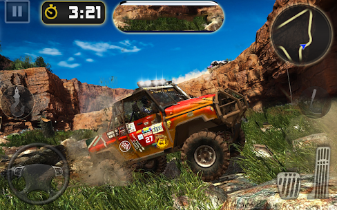 Offroad Drive : 4×4 Driving Game 2
