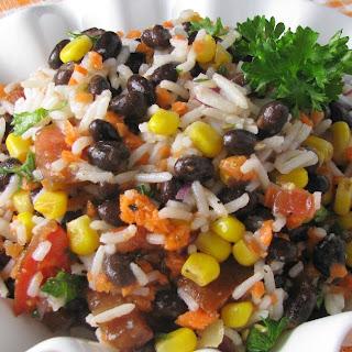 Warm Rice Salad Recipes