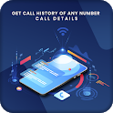 Get Call History of Any Number - Call Details icon