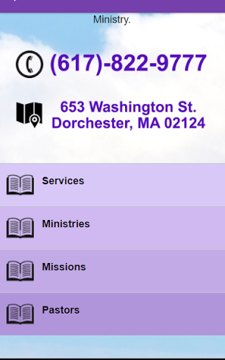Freedom In Christ Ministry 1.0 screenshots 7