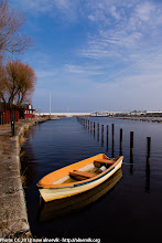 Photo: Spring day by the harbour.