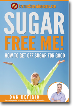how to get off sugar
