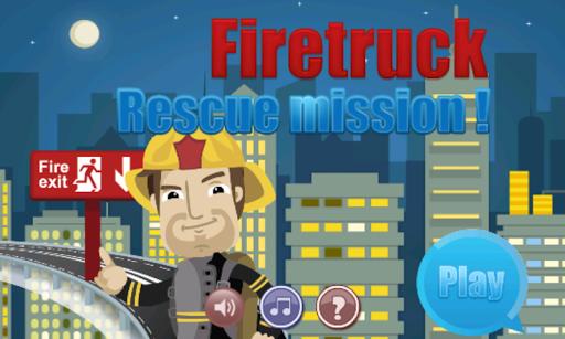 Super Fireman mountain to city
