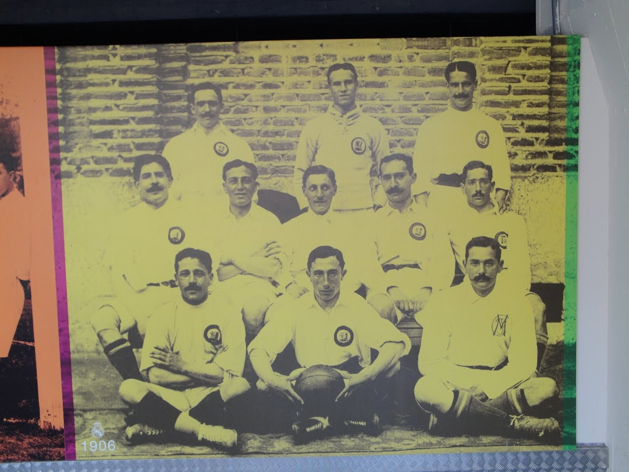 1906 Real Madrid Squad