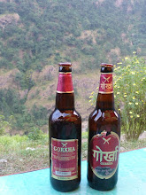 Photo: This is Gorka province - home of the Gurka regiments  (and fine beer)