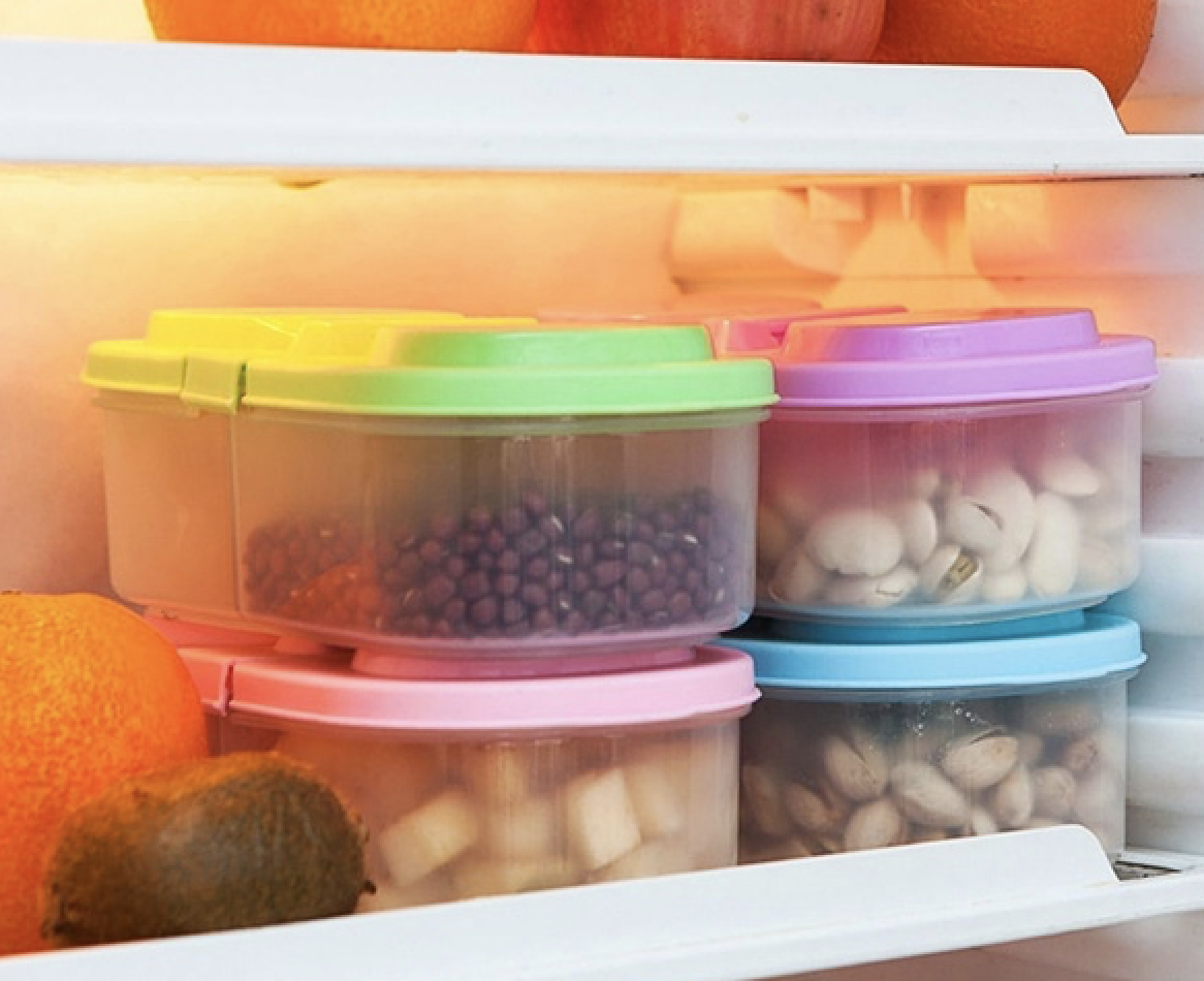 Reusable Kitchen Containers