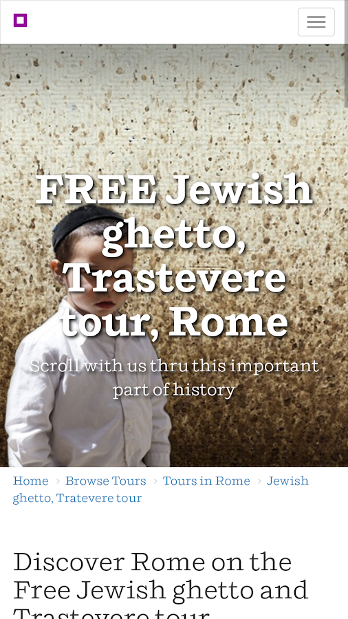 Free tour Rome- screenshot