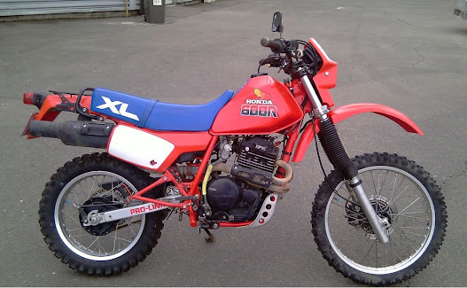 Honda XL 600 R-manual-taller-despiece-mecanica