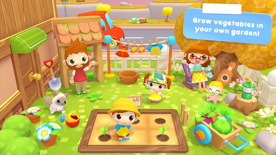 Sweet Home Stories – My family life play house 6