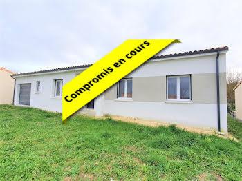 maison à Fouquebrune (16)
