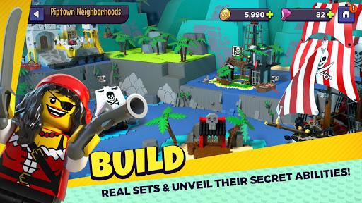 LEGO® Legacy: Heroes Unboxed mod apk 0.4.10 screenshots 3