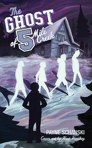The Ghost of 5 Mile Creek cover