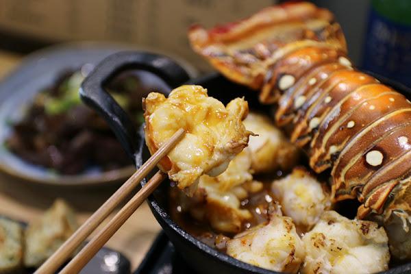 台南美食-BD鐵板食作 台南獨家首創!! 有著日式居酒屋般的質感鐵板料理