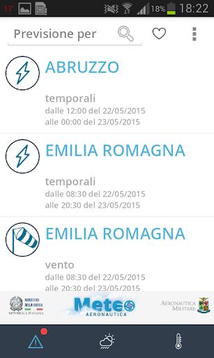 Meteo Aeronautica screenshot 6