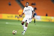 Mxolisi Macuphu of Bidvest Wits during the Absa Premiership match between Kaizer Chiefs and Bidvest Wits at FNB Stadium on August 07, 2018 in Johannesburg, South Africa.