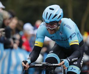 Un Belge aussi chez Astana pour Paris-Nice