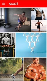 Fitness and Health: BeFitter - náhled