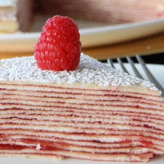 Cream Cheese Crepe Cake Recipes