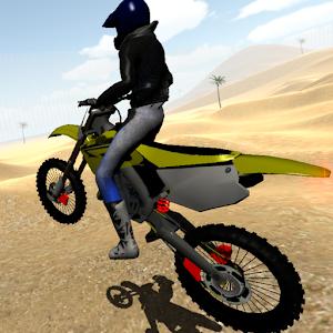 Desert Motocross Rally for PC and MAC