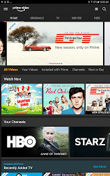Amazon Prime Video APK screenshot thumbnail 3