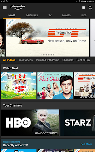 Amazon Prime Video App Download For Android and iPhone 4