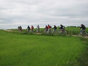 Photo: Dzień drugi: wycieczka rowerowa.