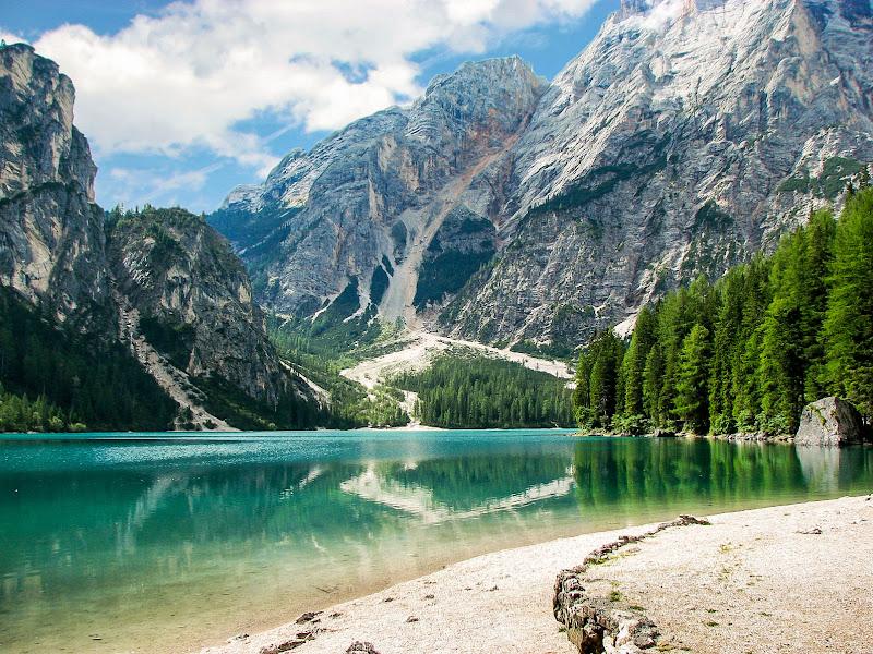 Lago di Braies di Andrea Calò